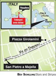 ancient naples street offers the best of the city travel stripes