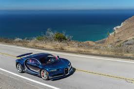 no surprise here the bugatti chiron is really really fast