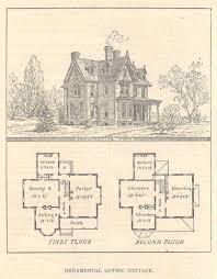 231 best historic house plans images on pinterest vintage houses