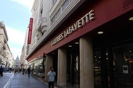 siege galerie lafayette marseille les galeries lafayette vont plier boutique