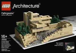 amazon com lego architecture 21005 fallingwater toys u0026 games
