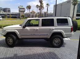 baja jeep arrie u0027s garage jeep commander forums jeep commander forum