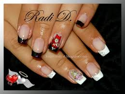 it s all about nails angel vs devil