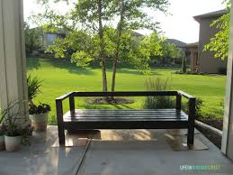 Diy Backyard Shade Diy Outdoor Couch Life On Virginia Street