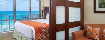 miami hotel beachside resort newport beachside hotel resort two bedroom suite partial ocean view