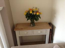 Gumtree Console Table 2 Drawer Pine Console Table Unit In Grimsby Lincolnshire Gumtree