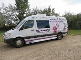 used grooming vans