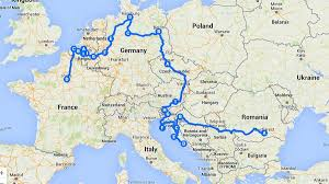 rail europe map interrail eurail pass is it really worth it miss tourist