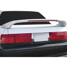 90 honda accord 1990 honda accord spoilers custom factory lip wing spoilers