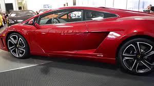 Lamborghini Gallardo Red - 2014 lamborghini gallardo lp560 4 rosso efesto ela13745 youtube