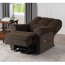 the sleep and assisted lift recliner hammacher schlemmer 13231f
