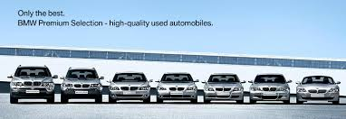 company car bmw premium selection used car business launched in india