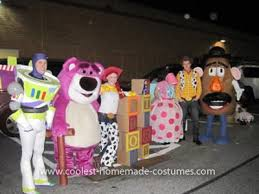 U0026 Potato Head Costume Image Result Toy Story Family Costume Ideas Halloween