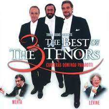 the three tenors the best of the 3 tenors live by levine