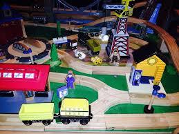imaginarium classic train table with roundhouse read here why we love the imaginarium train set