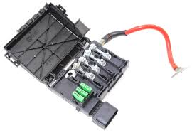 battery distribution fuse box vw jetta golf gti beetle mk4 1c0