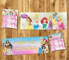princess candy bags disney princess cardanz