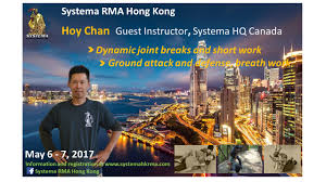 systema hong kong russian martial art