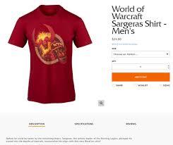 world of warcraft blizzcon gear store merchandise overwatch