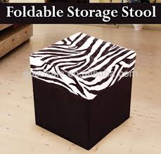 Animal Print Storage Ottoman Amazing Of Zebra Storage Ottoman With Zebra Print Storage Ottoman