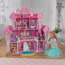 kidkraft far far away dollhouse