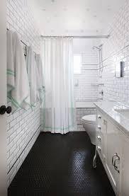 Vintage Bathroom Floor Tile Patterns - elegant black bathroom floor tiles 1000 ideas about vintage