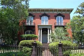 savannah style homes tour an historic savannah row house on beautiful monterey square