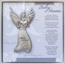 infant loss gift in heaven angel infant loss gift