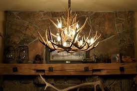 How To Build Antler Chandelier Lighting Deer Chandeliers Elk Antler Chandelier Elk Antler Lamps