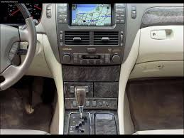lexus ls features lexus ls430 2002 pictures information u0026 specs