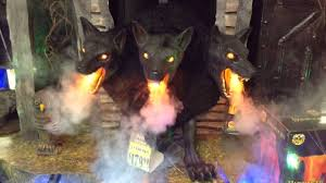 spirit halloween 2015 yj cerberus youtube