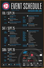 schedule template event planning free weekly templates for word