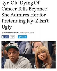 Beyonce Jay Z Memes - jay z beyonce meme 28 images 5yr old in of cancer tells