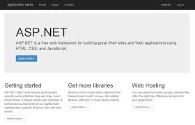 design web form in visual studio 2010 create an asp net web forms website with visual studio 2013
