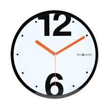 wall clock modern modern house 126 silent wall clock decomates