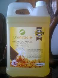 Minyak Almond jual minyak almond literan jual minyak kemiri literan grosir