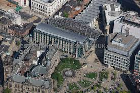 aerial photography of sheffield aerial photograph of the peace
