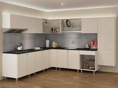 Simple Design Melamine Kitchen Cabinet For Sale Melamine - Simple kitchen cabinets