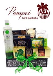 Wisconsin Gift Baskets Ciroc Gift Baskets Wi From Pompei Baskets