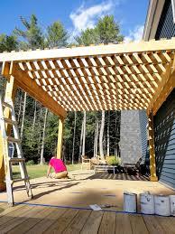 wood car porch pergola wood for pergola enchanting small wood pergola u201a perfect