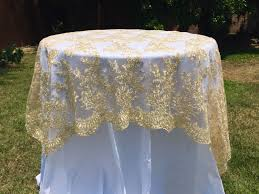 silver lace table overlay gold embroidered lace table runner gold tablecloth table overlay
