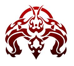aries tribal by kuroakai on deviantart