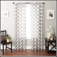 Sheer Curtains Walmart Marvellous Grey Curtains Walmart 34 On Designer Curtains With Grey
