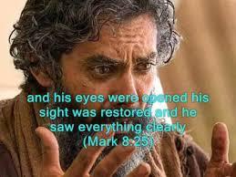 Blind Man At Bethsaida 779 1 The Blind Man From Bethsaida Mark 8 22 26 Youtube