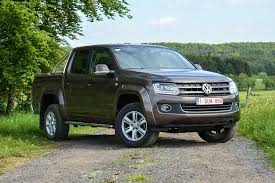 volkswagen amarok 2015 volkswagen u0027s midsize pickup could arrive by the end of the decade