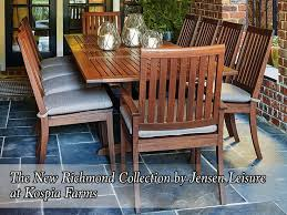 Best Jensen Leisure Patio Furniture Images On Pinterest - Ipe outdoor furniture