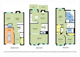 Floor Plans For Real Estate by Arthur Allen Floor Plan Podolsky Group Real Estate