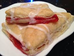 Toaster Strudle The Barnyard Bistro Toaster Strudel With Icing