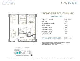 Naia Terminal 1 Floor Plan by Oak Harbor Residences Dmci Home Condos