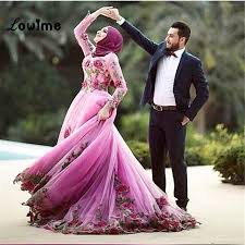muslim engagement dresses sleeved muslim jalabiya formal evening dress floral